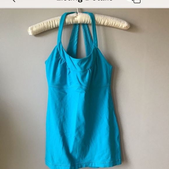 3 for $30 Lululemon Scoop Me Up Tank II Size 4